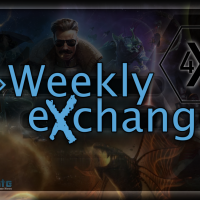 Weekly eXchange #244 - Back From The War...